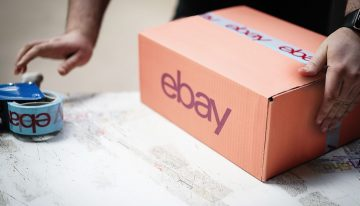 eBay, Amazon and e-commerce packaging